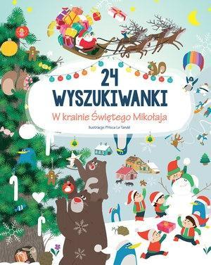 24 wyszukiwanki. W krainie Świętego Mikołaja