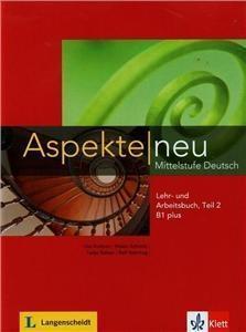 Aspekte Neu B1+ LB + AB Teil 2 + CD LEKTORKLETT