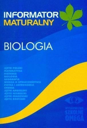 Informator Maturalny Biologia w.2007 r. OMEGA