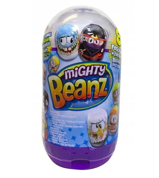Fasolki Mighty Beanz bombastyczna fasola 8pak