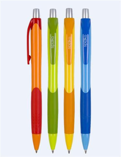 Długopis Fruity S0111 (12szt) SPOKO