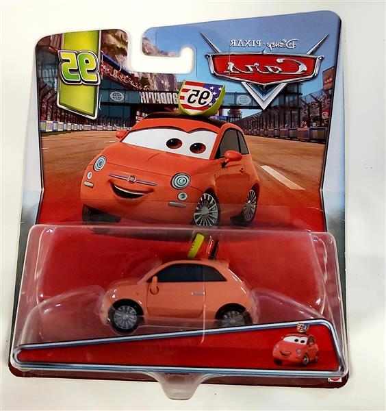 Mattel Cars Cartney Carsper