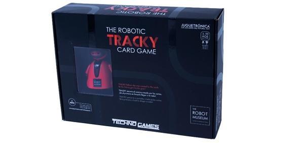 Technogames Robotyczna gra Tracky