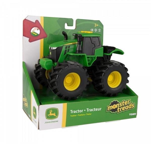 John Deere traktor monster TOMY