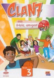 Clan 7 con Hola amigos 3 podręcznik + kod dostępu