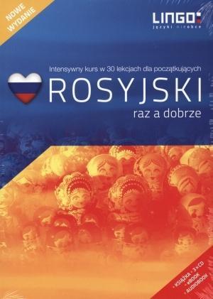 Rosyjski w pracy i biznesie + 3 CD