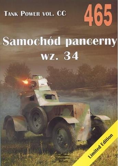 Samochód pancerny wz.34. Tank Power vol. CC 465