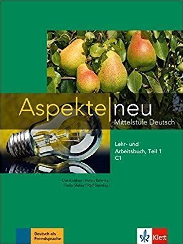 Aspekte Neu C1 LB + AB Teil 1 + CD LEKTORKLETT