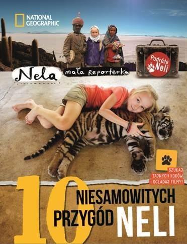 10 niesamowitych przygód Neli w.2019