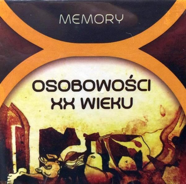 Memory - Osobowości XX wieku ALBI