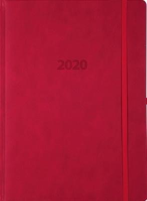 Kalendarz 2020 KK-A4DEL Dzienny Elegance MIX