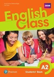 English Class A2 SB PEARSON