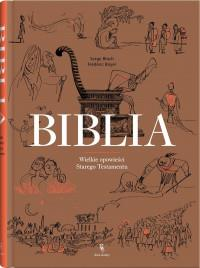 BIBLIA WIELKIE OPOWIEŚCI STAREGO ... OUTLET