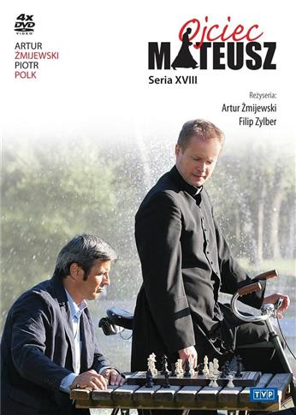 Ojciec Mateusz. Seria 18 (4 DVD)
