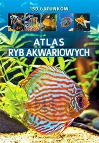 Atlas ryb akwariowych OUTLET