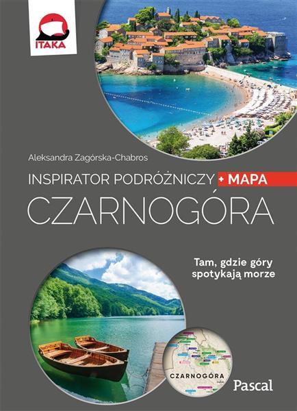 Inspirator podróżniczy. Czarnogóra