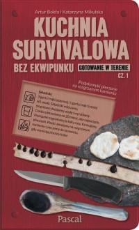 KUCHNIA SURVIVALOWA BEZ EKWIPUNKU GOTOWANIE outlet