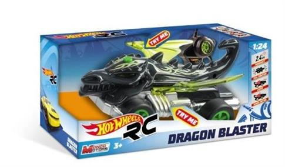 Hot Wheels - L&S Dragon R/C