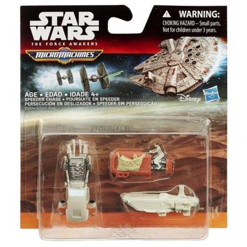 Star Wars micromachines - speeder chase B3504