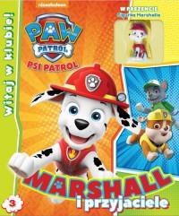 PWK3 Psi Patrol. Witaj w klubie! Marshall i outlet