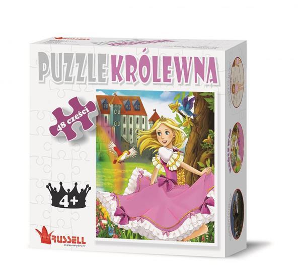 Puzzle 48 - Królewna RUSSEL