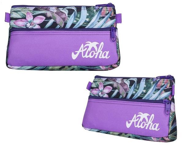 Piórnik WAR-551 Aloha fioletowy WARTA