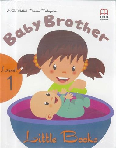 Baby Brother + CD-ROM MM PUBLICATIONS