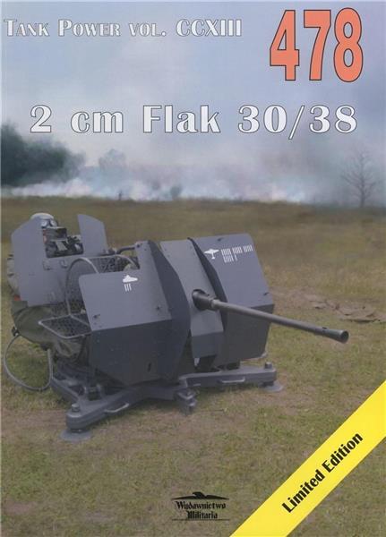 2 cm Flak 30/38. Tank Power vol. CCXIII 478
