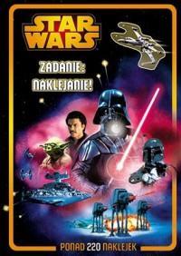 Star Wars zadanie naklejanieOUTLET-1952