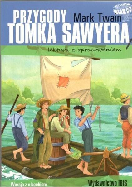 Przygody Tomka Sawyera z opracowaniem BR IBIS-315896