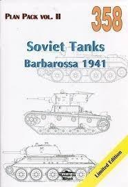 Czołgi sowieckie. Barbarossa 1941 vol. II 358-302706