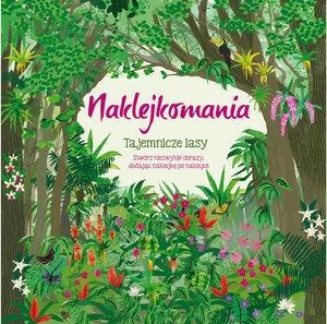 Naklejkomania Tajemnicze lasy-24556