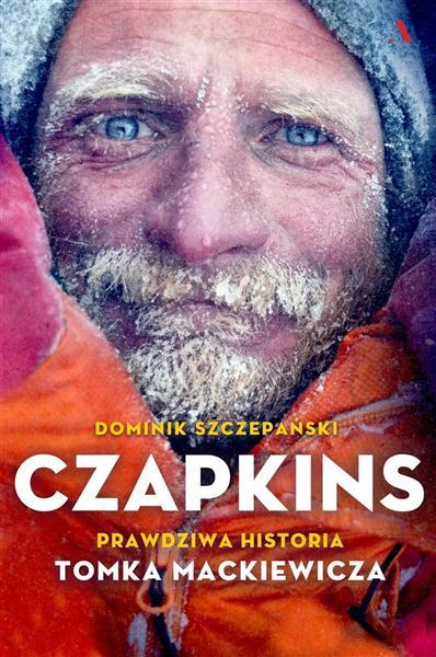 Czapkins. Prawdziwa historia Tomka Mackiewicza-308415