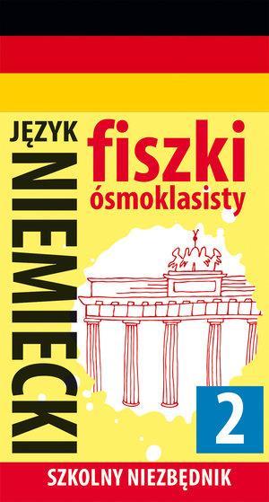 Szkolny niezbędnik. Fiszki ósmoklasisty. Język nie-23894