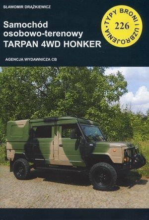 Samochód osobowo-terenowy TARPAN 4WD HONKER-200271
