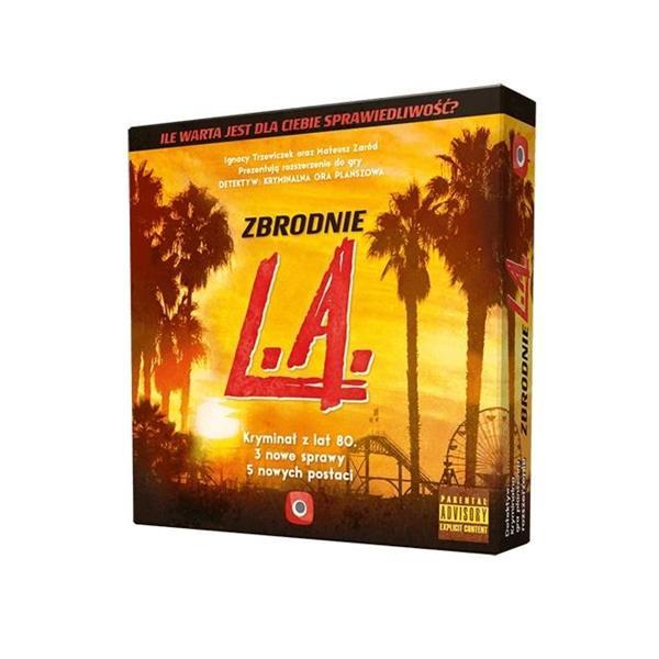 Detektyw: Zbrodnie L.A. PORTAL
