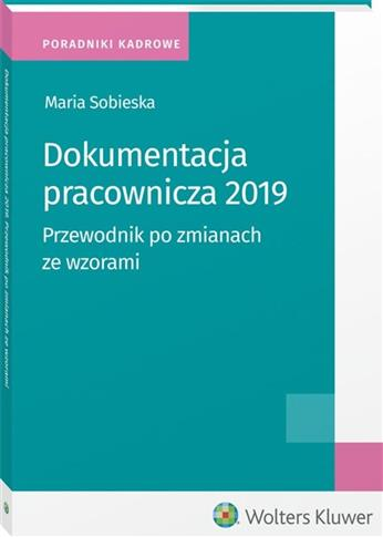 Dokumentacja pracownicza 2019