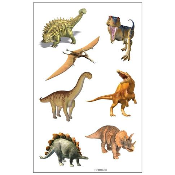Naklejki A ozdobne Dinozaury I