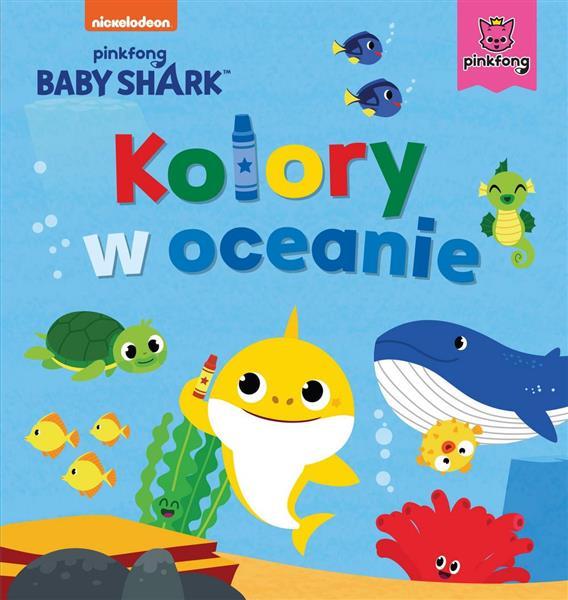 BABY SHARK. KOLORY W OCEANIE