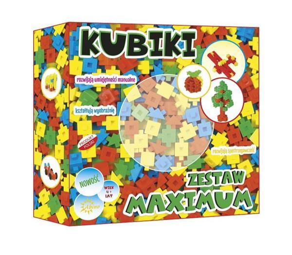 Kubiki maxi 199 el. ABINO