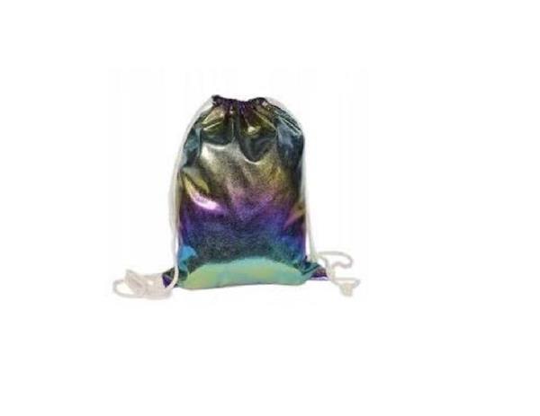 Worek szkolny plecak WR1026 Tęczowy MESIO