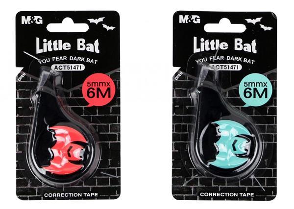 Korektor w taśmie Little Bat 6mx5mm M&G