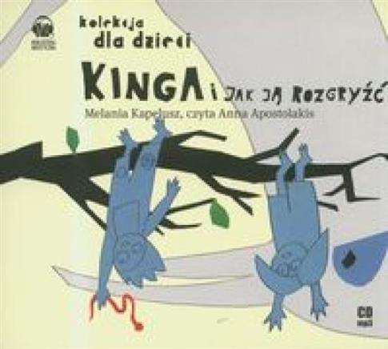 Kinga i jak ją rozgryźć audiobook OUTLET