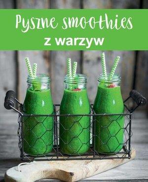 Pyszne smoothies z warzyw outlet