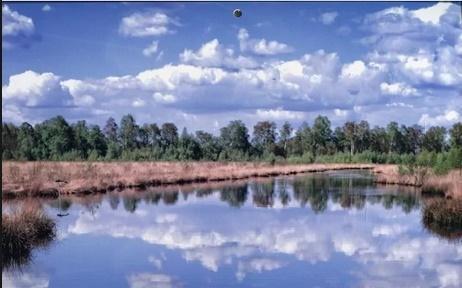 Kalendarz 2020 Trójdzielny Jezioro ANIEW