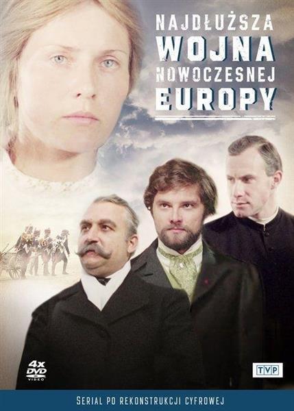 Najdłuższa wojna nowoczesnej Europy DVD