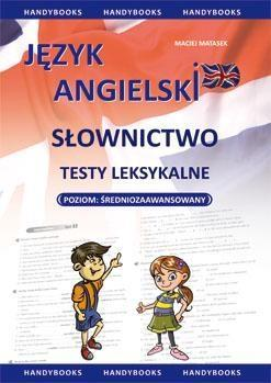 Język angielski - Słownictwo testy p. średniozaaw.