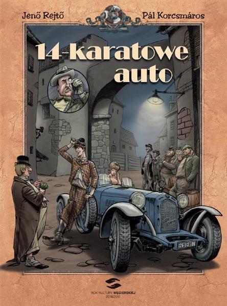 14-karatowe auto