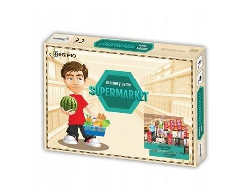 Memory Game - Superrmarket REGIPIO