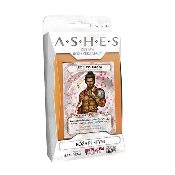 Ashes: Róża Pustyni CUBE